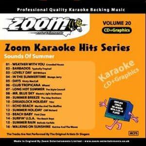 Karaoke Korner - Zoom Karaoke Hits Vol. 20