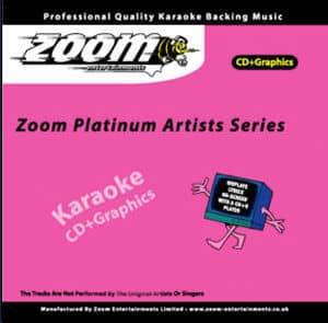 Zoom Platinum Artist