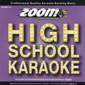 Karaoke Korner - Zoom Platinum Artists - Volume 114