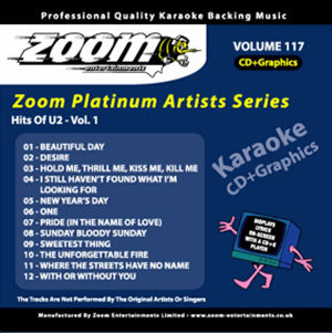 zpa117 - Zoom Platinum Artists - Volume 117