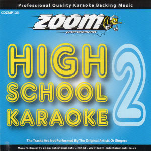 Karaoke Korner - Zoom Platinum Artists - Volume 123