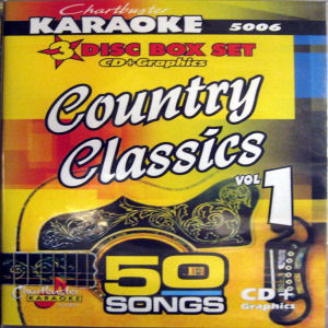 Karaoke Korner - Country Classics #1