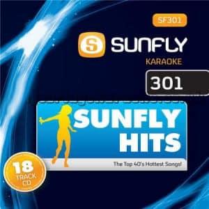 Karaoke Korner - Sunfly Karaoke Hits Vol 301