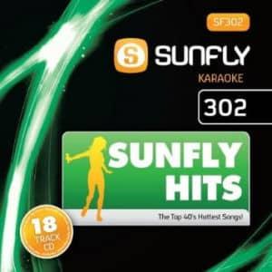 Karaoke Korner - Sunfly Karaoke Hits Vol 302
