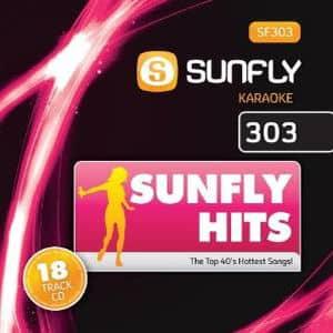 Karaoke Korner - Sunfly Karaoke Hits Vol 303