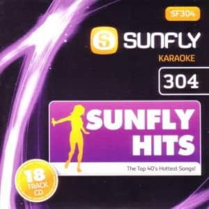 Karaoke Korner - Sunfly Karaoke Hits Vol 304