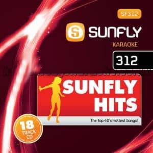 Karaoke Korner - Sunfly Karaoke Hits Vol 312