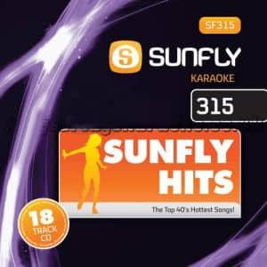 Karaoke Korner - Sunfly Karaoke Hits Vol 315