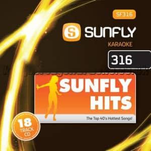Karaoke Korner - Sunfly Karaoke Hits Vol 316