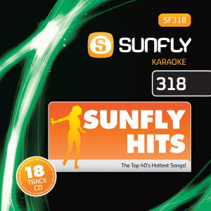 Karaoke Korner - Sunfly Karaoke Hits Vol 318