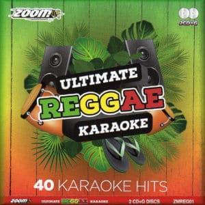 Karaoke Korner - Zoom Karaoke Ultimate Reggae Hits