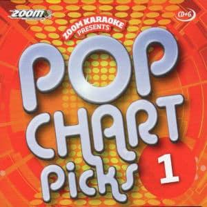 Karaoke Korner - zpcp001 - Zoom Karaoke Pop Chart Picks Vol 1