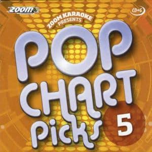 Karaoke Korner - zpcp005 - Zoom Karaoke Pop Chart Picks Vol 5