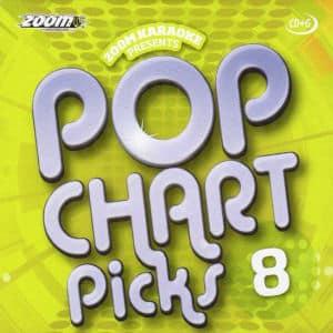 Karaoke Korner - zpcp008 - Zoom Karaoke Pop Chart Picks Vol 8