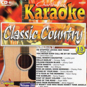 cb60250- Classic Country Vol 250