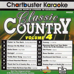 cb60252- Classic Country Vol 4