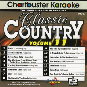 cb60267- Classic Country Vol 11