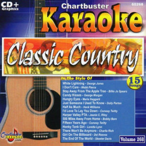 cb60268- Classic Country Vol 268