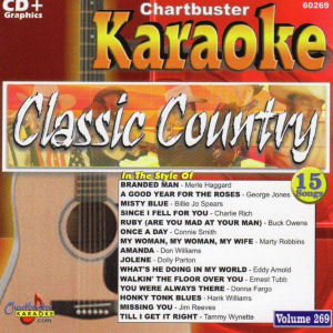 cb60269- Classic Country Vol 269