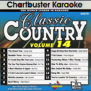 cb60270- Classic Country Vol 14