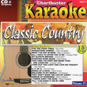 cb60271- Classic Country Vol 271