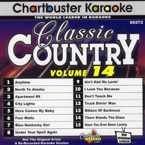 cb60272- Classic Country Vol 14