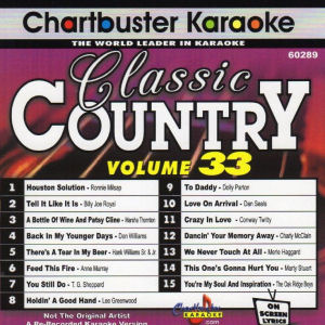 cb60289 - Classic Country Vol 33