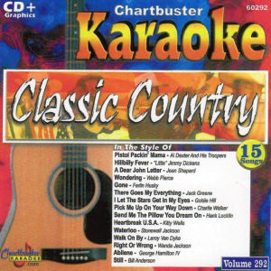 cb60292- Classic Country Vol 292