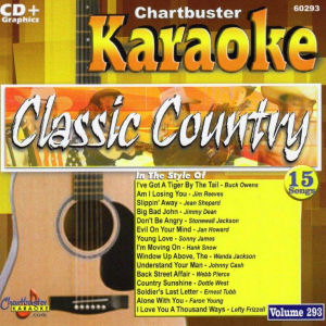cb60293 - Classic Country Vol 293