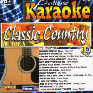 cb60330 - Classic Country Vol 330