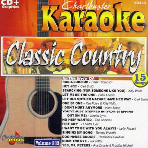 cb60333 - Classic Country Vol 333