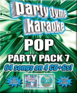 syb4476 - Pop Party Pack 7