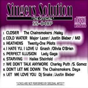 ss048 – Singer's Solution Pop #48