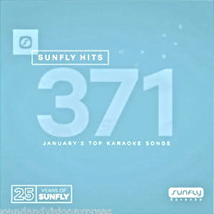 sf371 - Sunfly Karaoke Hits January 2017