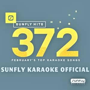 sf372 - Sunfly Karaoke Hits Vol 372