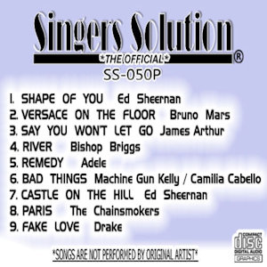 ss050 - Singers Solution Pop
