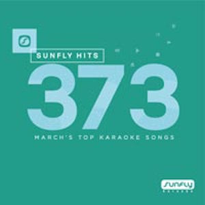 sf373 - Sunfly Karaoke Hits CDG