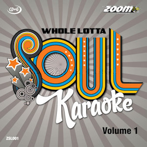 zslset1 - Zoom Karaoke A Whole Lotta Soul CD+G Volumes 1-6