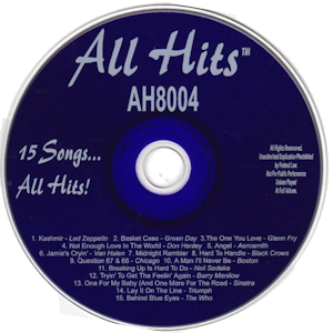 ah8004 - All Hits
