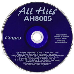 ah8005 - All Hits