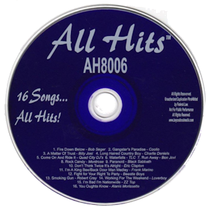 ah8006 - All Hits
