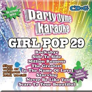 syb1697 - Girl Pop 29 (Multiplex)