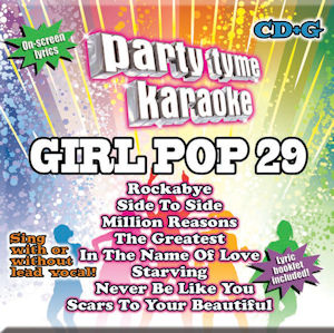 syb1697 - Girl Pop 29 (Multiplex)