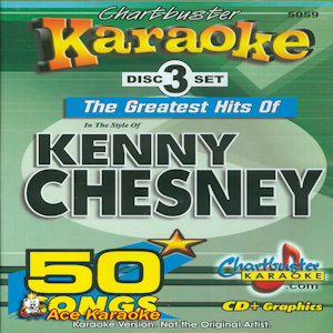 cb5059R - Greatest Hits of Kenny Chesney
