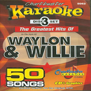 cb5062EG - The Greatest Hits of Waylon & Willie