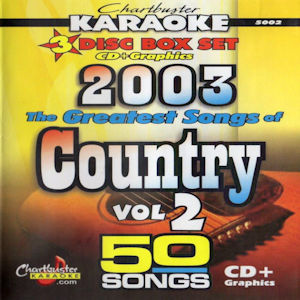 cb5002 - Country 2003 Vol 2