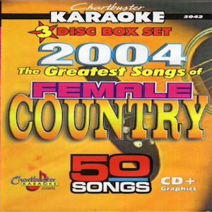 cb5042 - 2004 Greatest Songs of Female Country