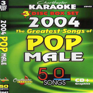 cb5043R - Greatest Songs of Pop Male