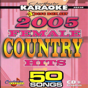 cb5053R - 2005 Female Country Hits