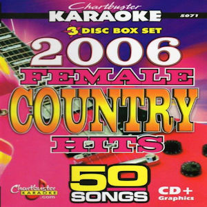 cb5071 - 2006 Female Country Hits